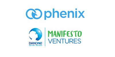 Phenix intègre Danone Manifesto Ventures à son capital